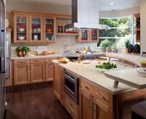 Waypoint Kitchen 420T Mpl Spc 0684
