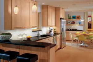 Waypoint Kitchen 650S Mpl Hny 5
