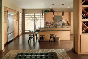 Waypoint Kitchen 730S Mpl Hny