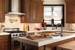 Waypoint Kitchen 760F Mpl AbnGlz 001