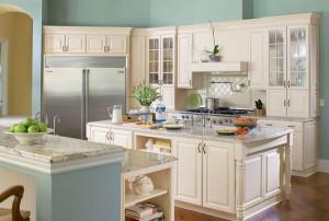 Waypoint Kitchen NSH07 610D Mpl Crm TL8